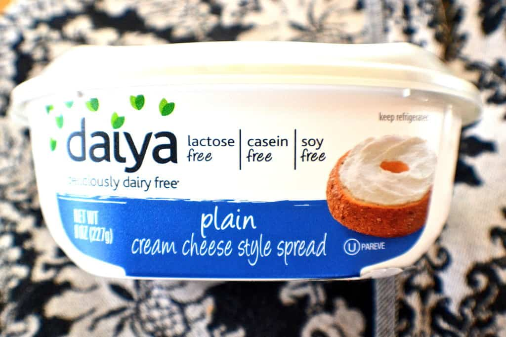 daiya cream cheese