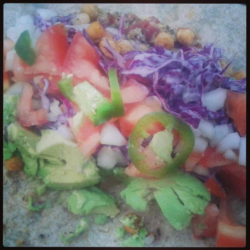 gluten free quinoa taco recipe