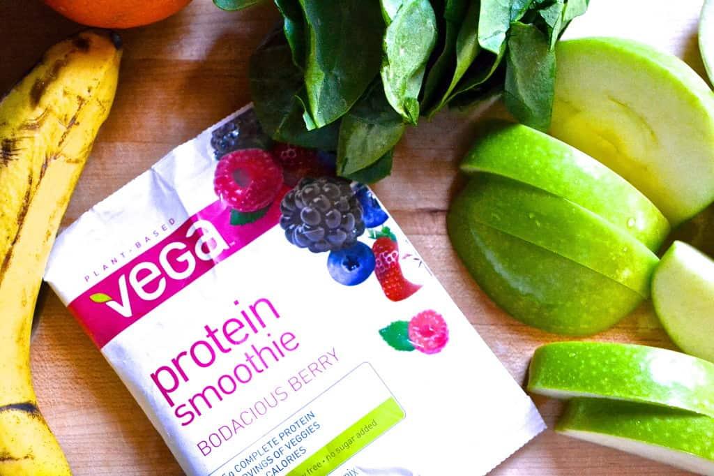 vega protein shake recipe