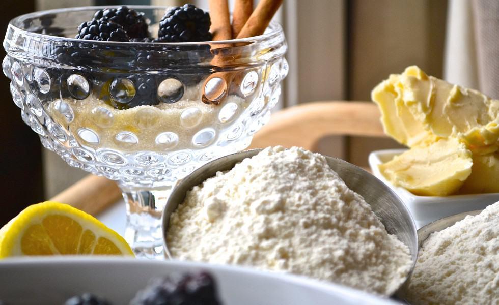 vegan blackberry pie recipe