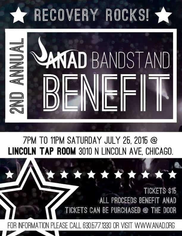 Anad bandstand benefit chicago