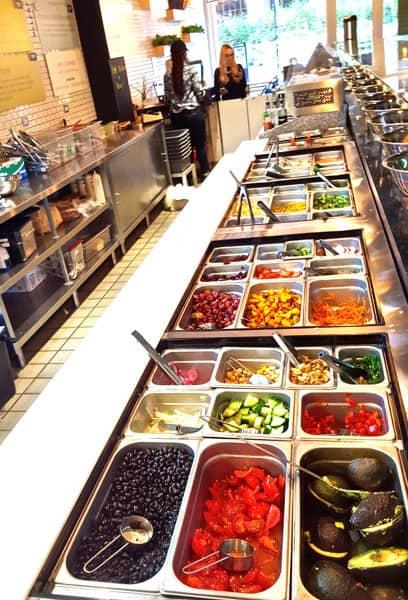 be leaf salad chicago