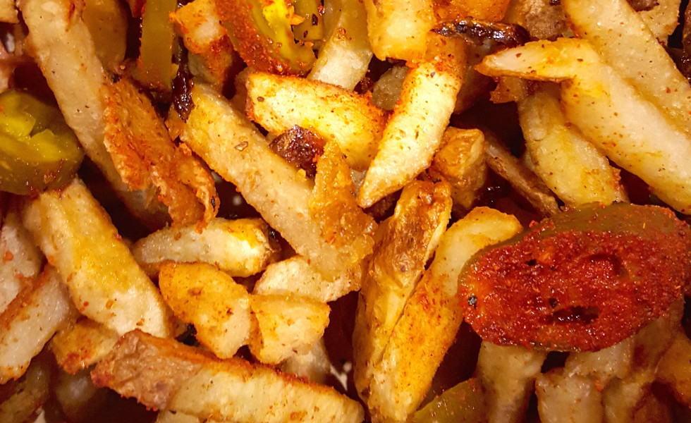 QBBQ Fries