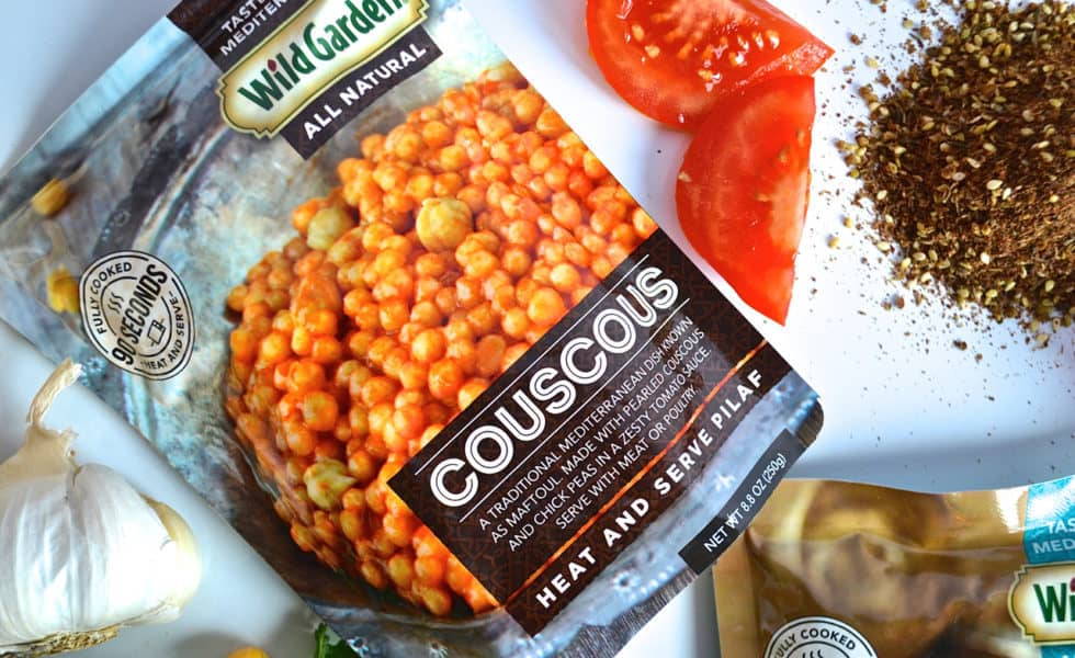 wild garden couscous